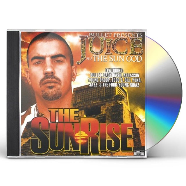 Juice SUNRISE CD