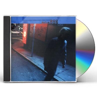 Boz Scaggs DIG CD