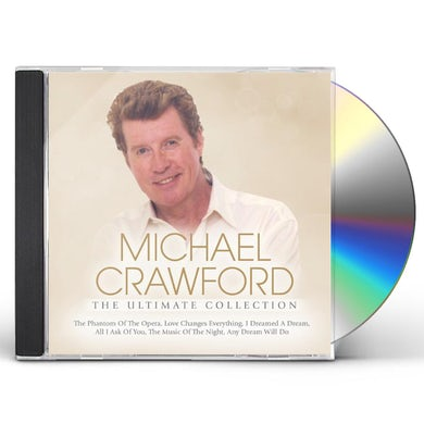 Michael Crawford ULTIMATE COLLECTION CD