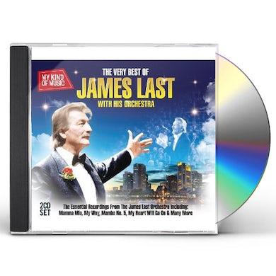 James Last MY KIND OF MUSIC-BEST OF CD