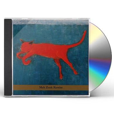 MELT ZONK REWIRE CD