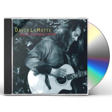 David LaMotte HARD EARNED SMILE CD
