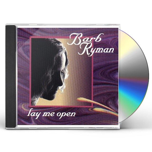 Barb Ryman LAY ME OPEN CD