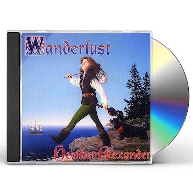 Heather Alexander WANDERLUST CD