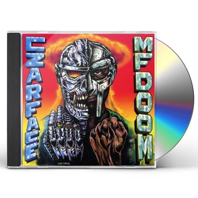 CZARFACE MEETS METAL FACE CD