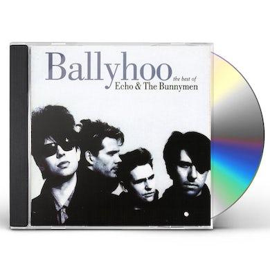 Echo & the Bunnymen BALLYHOO CD