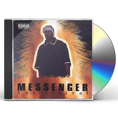 Messenger ARRIVAL CD