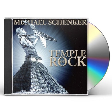 The Michael Schenker Group TEMPLE OF ROCK CD