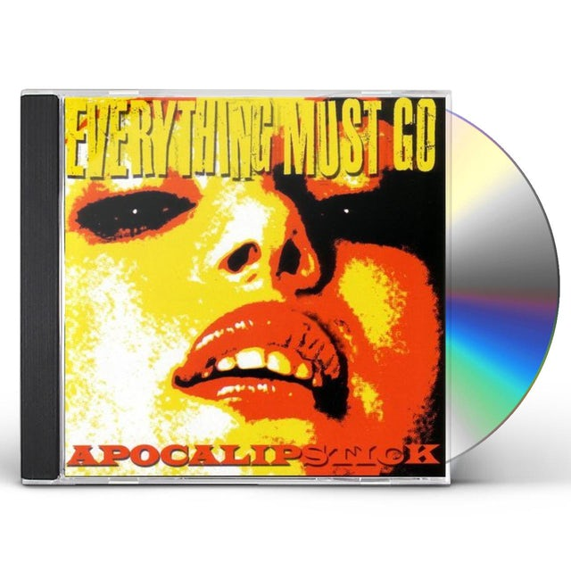 Everything Must Go APOCALIPSTICK CD