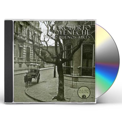 Roberto Goyeneche VIEJO BUENOS AIRES CD