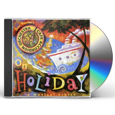 ON HOLIDAY CD