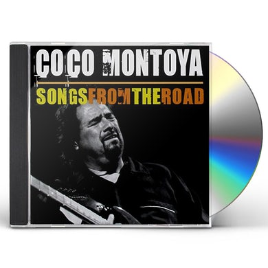 Coco Montoya SONGS FROM THE ROAD CD