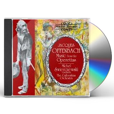 Offenbach MUSIC FROM OPERETTAS CD