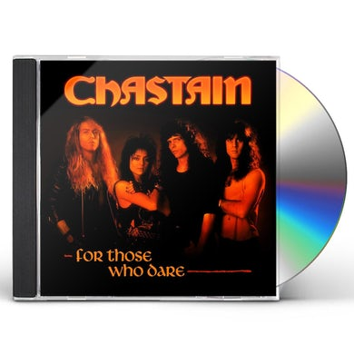 Chastain For Those Who Dare (Anniversary Edition) CD