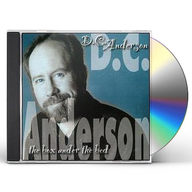 D.C. Anderson BOX UNDER THE BED CD