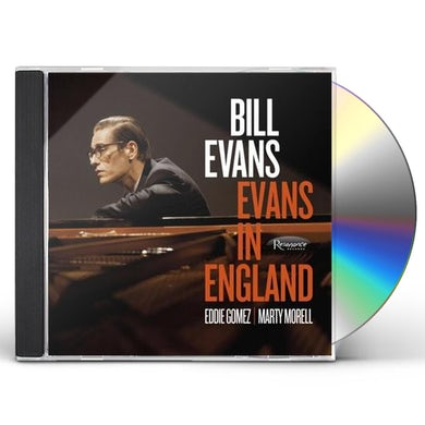 Bill Evans EVANS IN ENGLAND CD