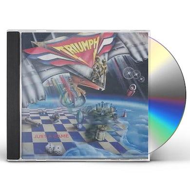 Triumph JUST A GAME CD