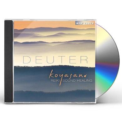 Deuter Koyasan: Reiki Sounds Healing CD