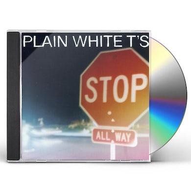 Plain White T's STOP CD