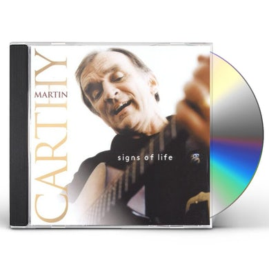 Martin Carthy SIGNS OF LIFE CD