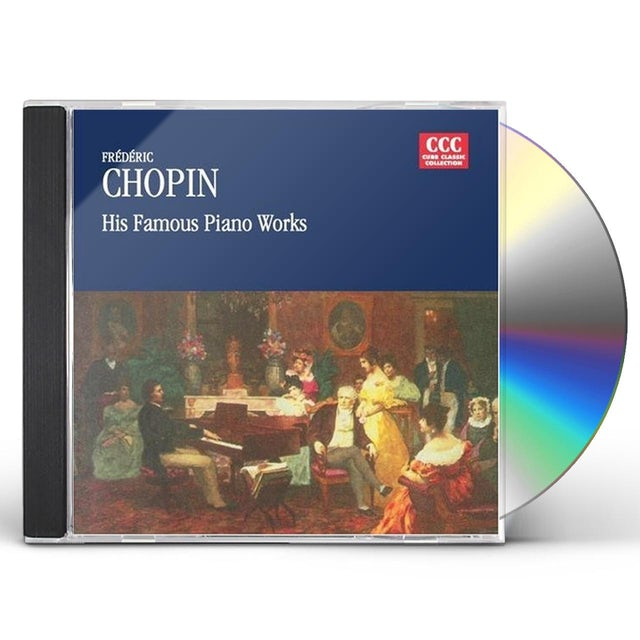 Chopin FAMOUS PIANO WORKS CD