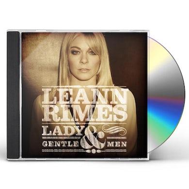 LeAnn Rimes LADY & GENTLEMEN CD
