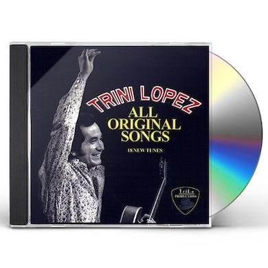 Trini Lopez ALL ORIGINAL SONGS CD