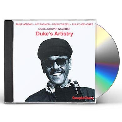 Duke Jordan DUKES ARTISTRY CD