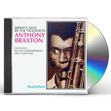 Anthony Braxton WHAT'S NEW IN THE TRADITION CD