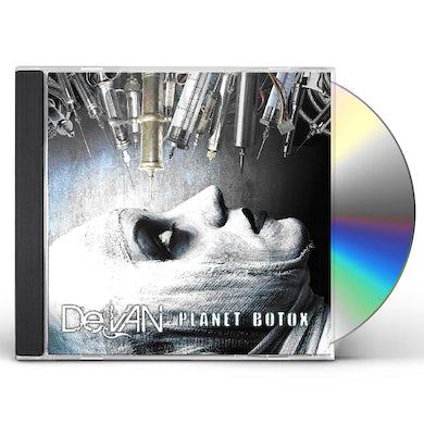 De Van PLANET BOTOX CD