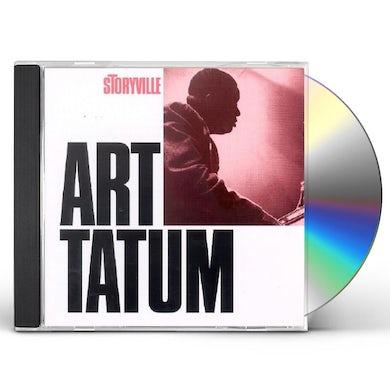 Art Tatum MASTERS OF JAZZ CD