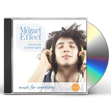 Don Campbell Mozart Effect 03- Unlock the Creative Spirit CD