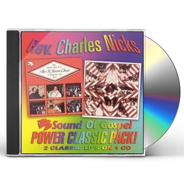 Charles Nicks I REALLY LOVE THE LORD: WOLVERINE STATE BAPTIST CD