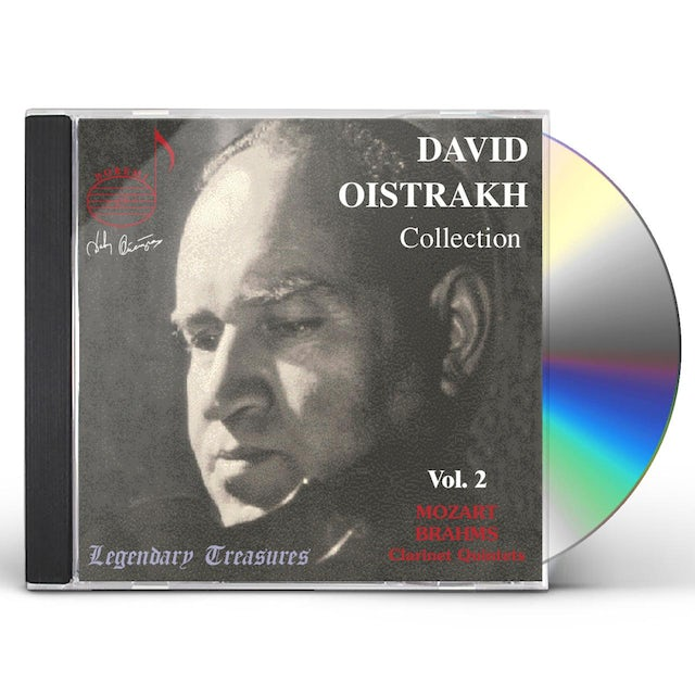 David Oistrakh COLLECTION 2 CD