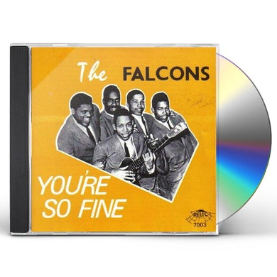 Falcons YOU'RE SO FINE / BEST OF CD