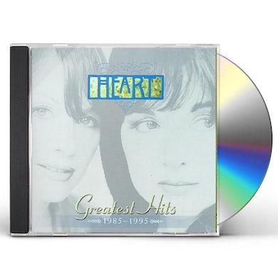 Heart GREATEST HITS 1985-95 CD