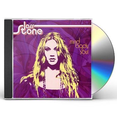 Joss Stone MIND, BODY & SOUL CD