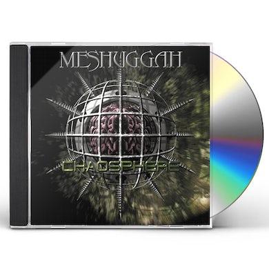 MESHUGGAH CHAOSPHERE (RELOADED) CD
