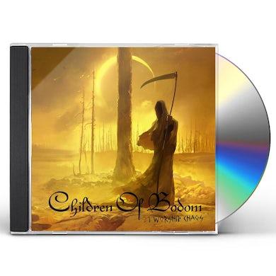 Children Of Bodom I WORSHIP CHAOS CD