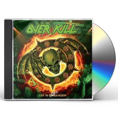 Overkill LIVE IN OVERHAUSEN CD