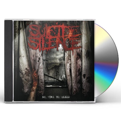 Suicide Silence NO TIME TO BLEED CD