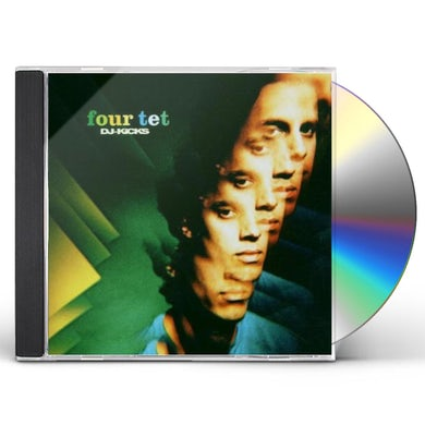 Four Tet  DJ-KICKS CD