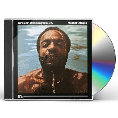 Grover Washington Jr MISTER MAGIC CD