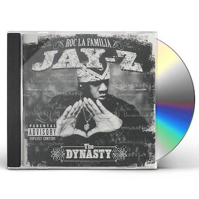 Jay Z The Dynasty - Roc La Familia 2000 CD