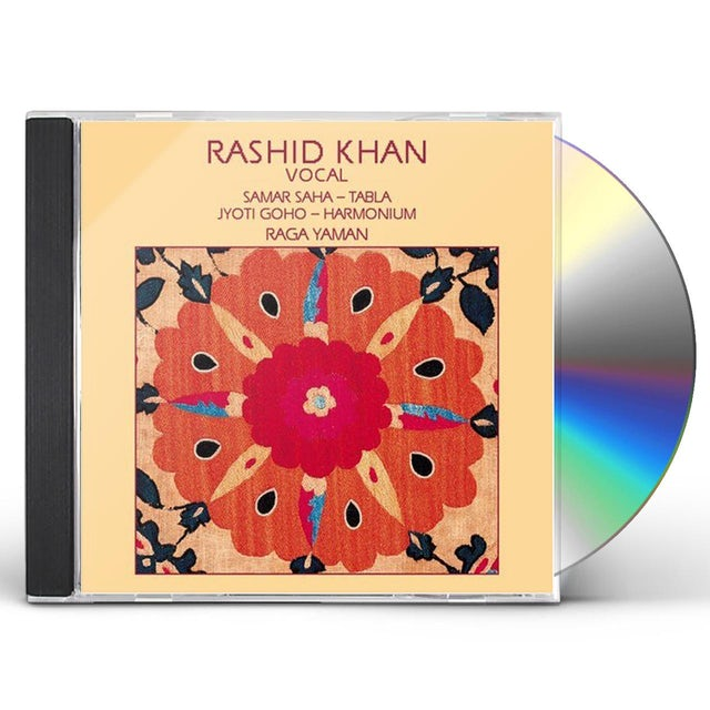 Rashid Khan RAGA YAMAN / RAGA KIRWANI CD