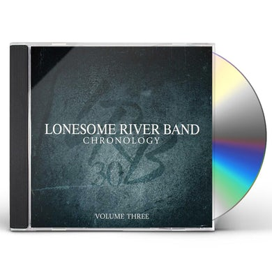 Lonesome River Band CHRONOLOGY THREE CD