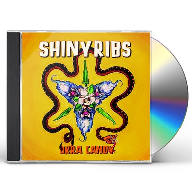 Shinyribs OKRA CANDY CD
