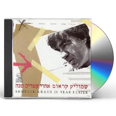 Shmulik Kraus 20 YEARS LATER CD