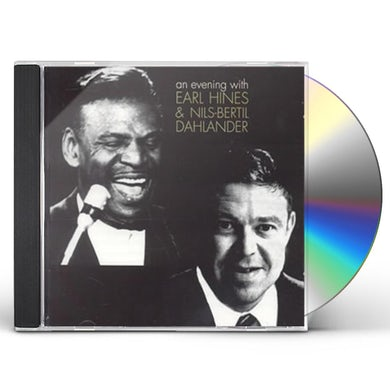 EVENING WITH EARL HINES & DAHLANDER CD