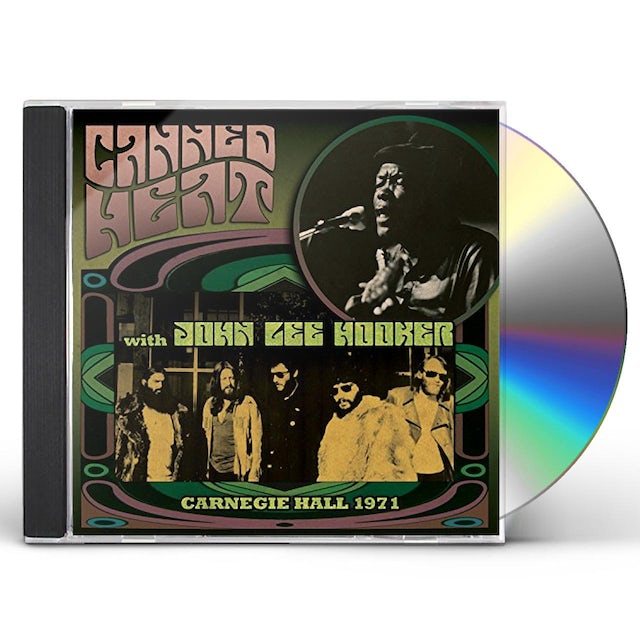 Canned Heat CARNEGIE HALL 1971 CD